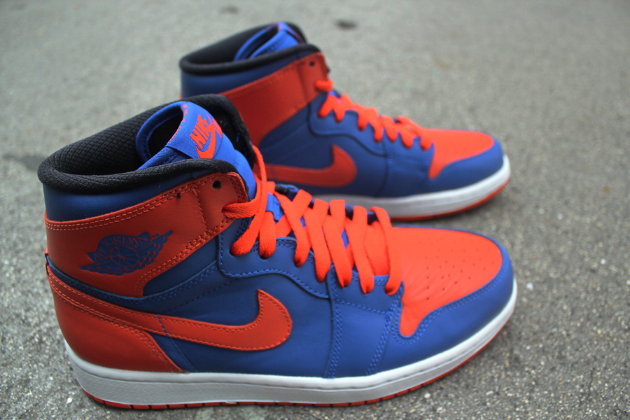 8f1c2934b99f9d air jordan 1 knicks for sale womens Buy Nike Mens Air Jordan 1 Retro High OG