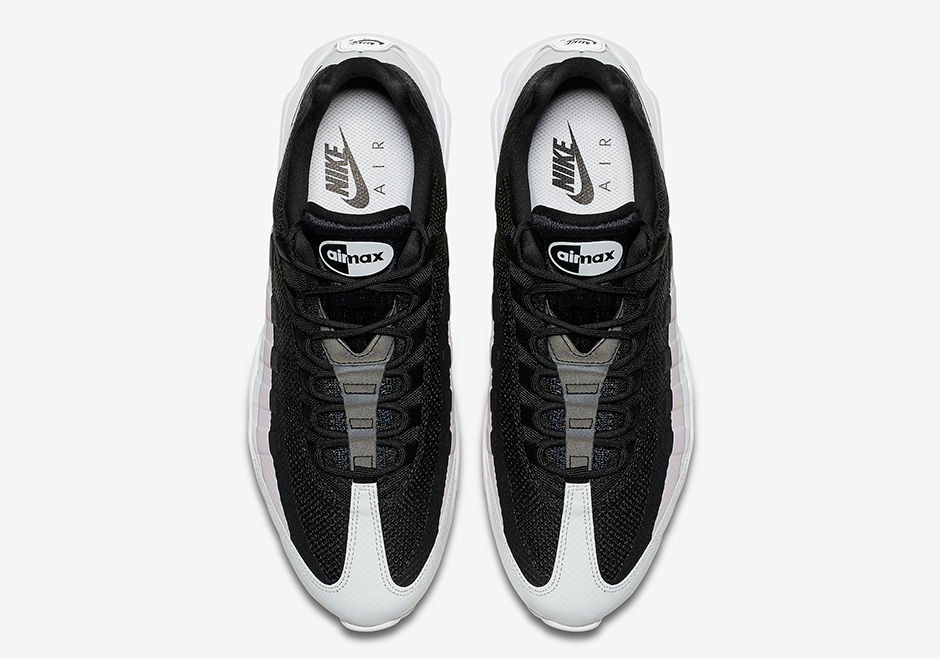 b4f1e5b317 Nike Air Max 95 Ultra Essential Color: Black/Black-White Style: 857910-009