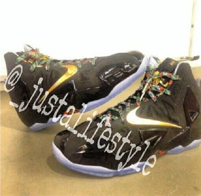 """Nike LeBron XI (11) """"Watch the Throne"""""""